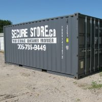 20' Rental Container (2)