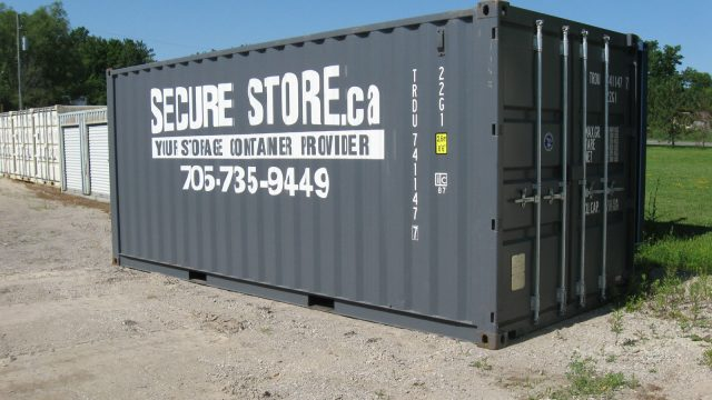 20′ Rental Container (2)