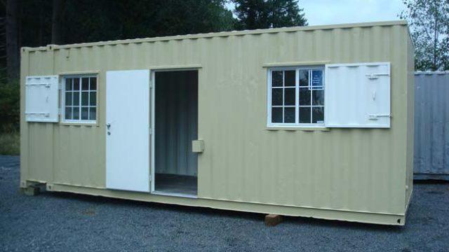 20′ Cottage Storage
